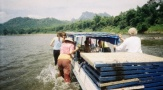 Laos Notları 1 - Bir İttirin Şu Tekneyi (Luang Prabang)