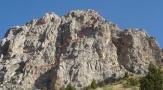 Aladağlar Kaletepe Kuzey Yüzü Tırmanışı