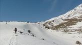 Demavend Dağı Kış Tırmanışı