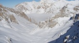Alaca Kaldı Kış Tırmanışı