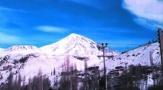 Iran/Demavend(5671m) dağı Zirve (ilk Türk Kis/solo)
