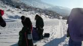 HasanDağı'nda Para-alpinizm Denemesi
